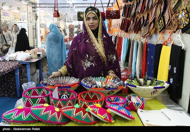 نمایشگاه سراسری صنایع دستی-همدان