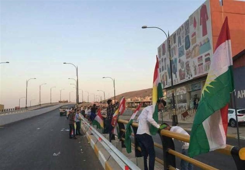 اختلاف در اقلیم کردستان در آستانه همهپرسی/ مخالفت اتحادیه میهنی با همهپرسی در کرکوک
