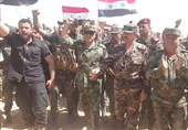 وزیر الدفاع السوری یصل إلى مدینة دیر الزور بعد فک الحصار عنها +فیدیو وصور