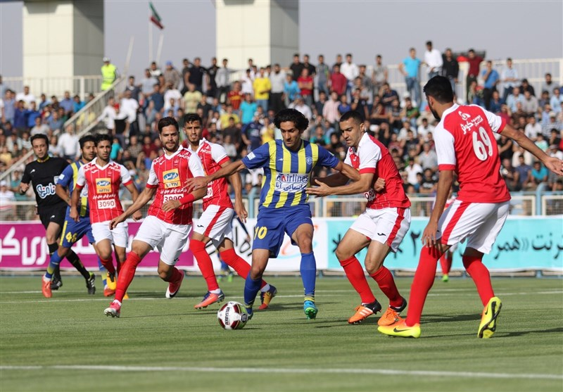 Persepolis Defeats IPL Rock Bottom Gostaresh Foolad
