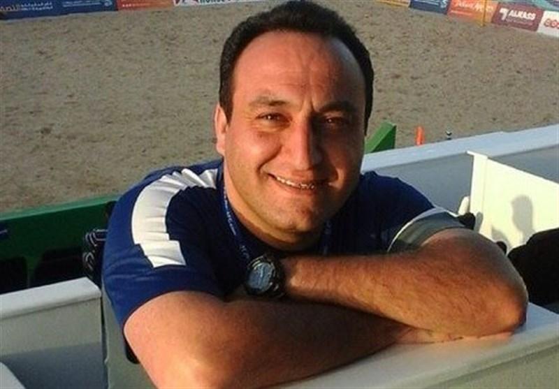 Iran's Reza Kordi Parts Company with Myanmar Futsal Team