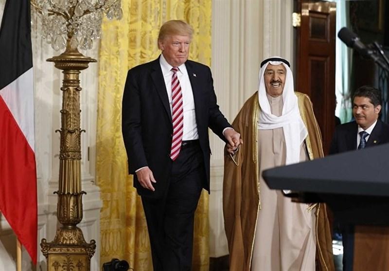 عندما یکشف أمیر الکویت نوایا الدول العربیة الأربع المحاصرة لقطر