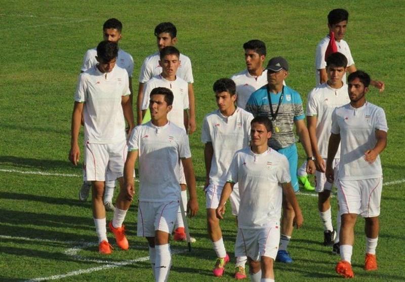 پیروزی تیم فوتبال جوانان در دیداری تدارکاتی