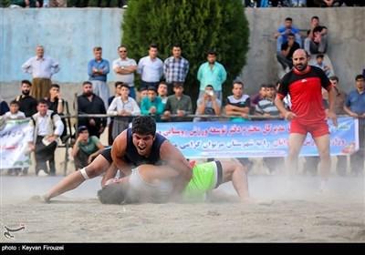 ایران میں روایتی کھیلوں کا بین الاقوامی میلہ