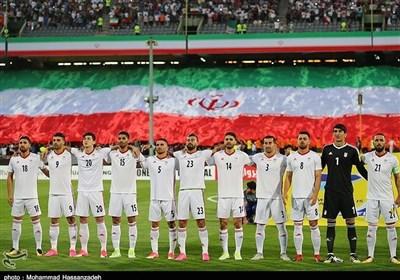 فوتبال ایران با 2 پله سقوط در رده سی و چهارم دنیا قرار گرفت