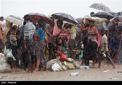مسلمانان آواره میانمار