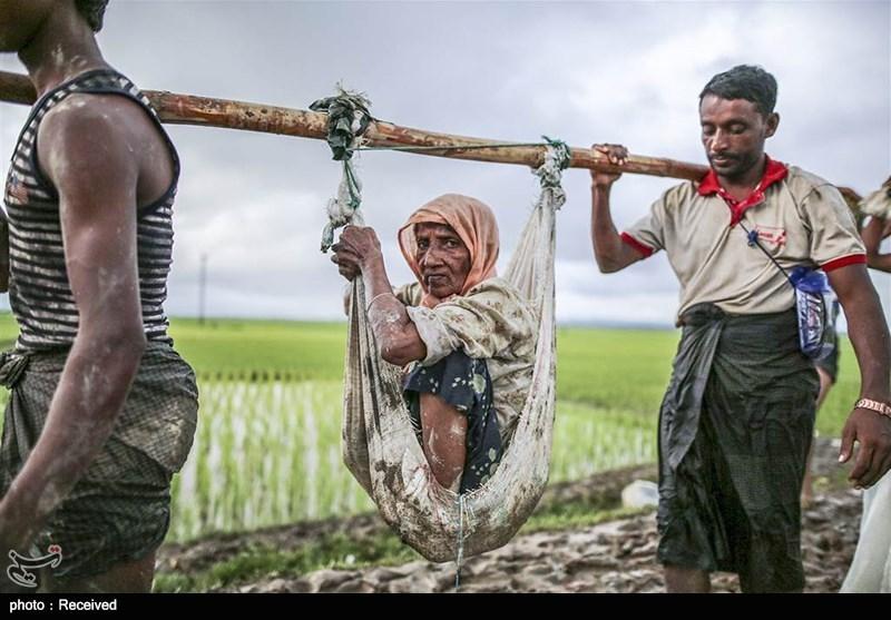 علت عدم ارسال کمکهای ایران به میانمار