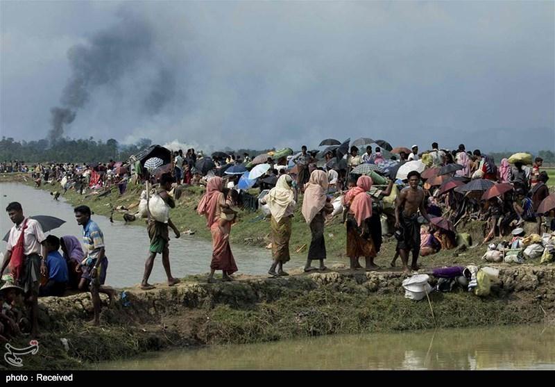واکنش جبهه پایداری به نسل کشی مسلمانان در میانمار