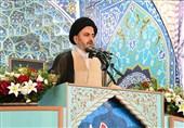 ارومیه| وحدت مردم در مراسم تشییع حجتالاسلاموالمسلمین حسنی مثال زدنی بود