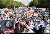 Iranians Hold Nationwide Rallies to Condemn Genocide of Muslims in Myanmar (+Photos)