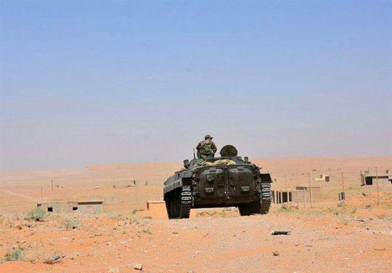 Syria Army Retakes Key District in Deir Ez-Zor
