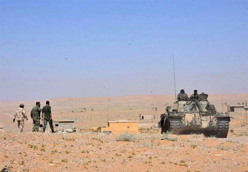 ارتش سوریه دیرالزور