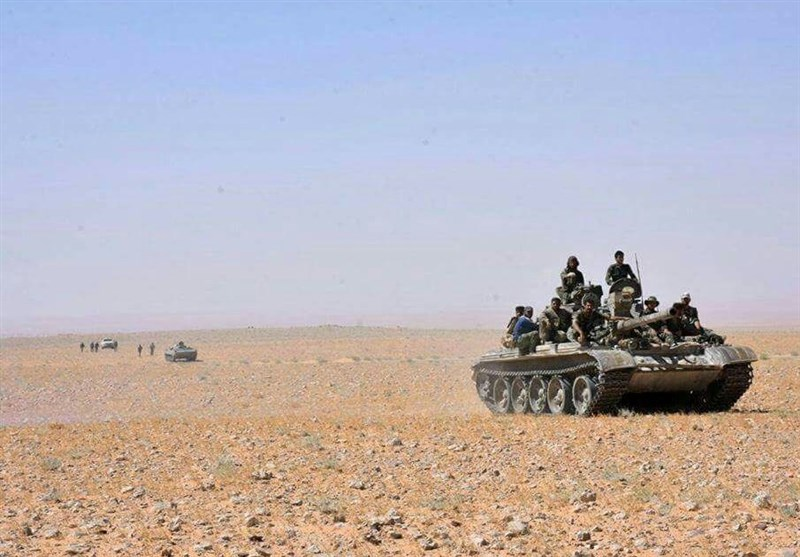 Syria Army Gains Ground against Daesh on Eastern Bank of Euphrates
