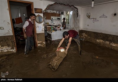 Flash Flooding Hits Northern Iran