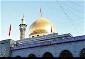 حرم حضرت زینب عید غدیر