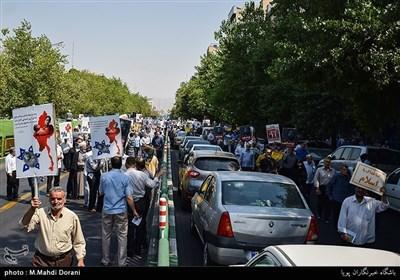 ایران بھر میں روہنگیا مسلمانوں کی حمایت میں مظاہرے