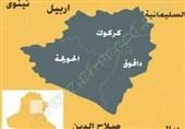 نقشه کرکوک