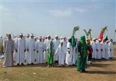 قشم| بازسازی واقعه غدیر ظرفیتی قابل اعتنا در معرفی این رویداد تاریخی است