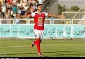 برتری پرگل پرسپولیس در نیمه نخست مقابل استقلال خوزستان/ منشا پنالتی را از دست داد