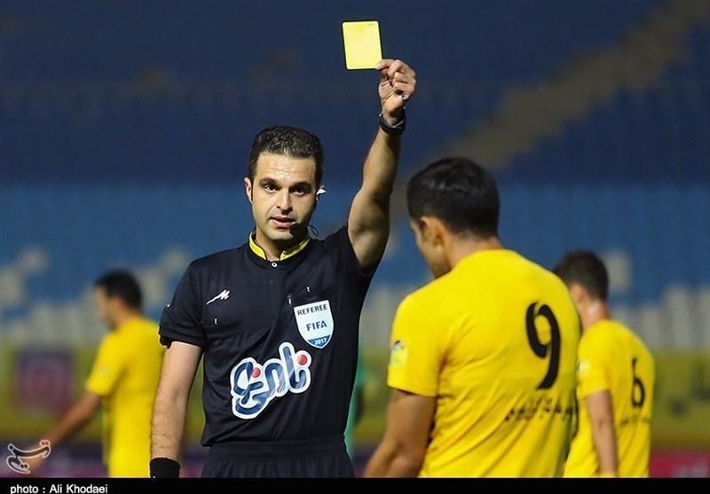 اعلام اسامی داوران هفته چهاردهم لیگ برتر فوتبال