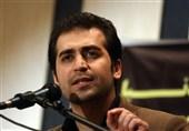 شعرخوانی برقعهای در روز عید غدیر در حرم رضوی+ صوت