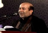مدیحهسرایی «عباس حیدرزاده» در ثنای مولای متقیان + صوت