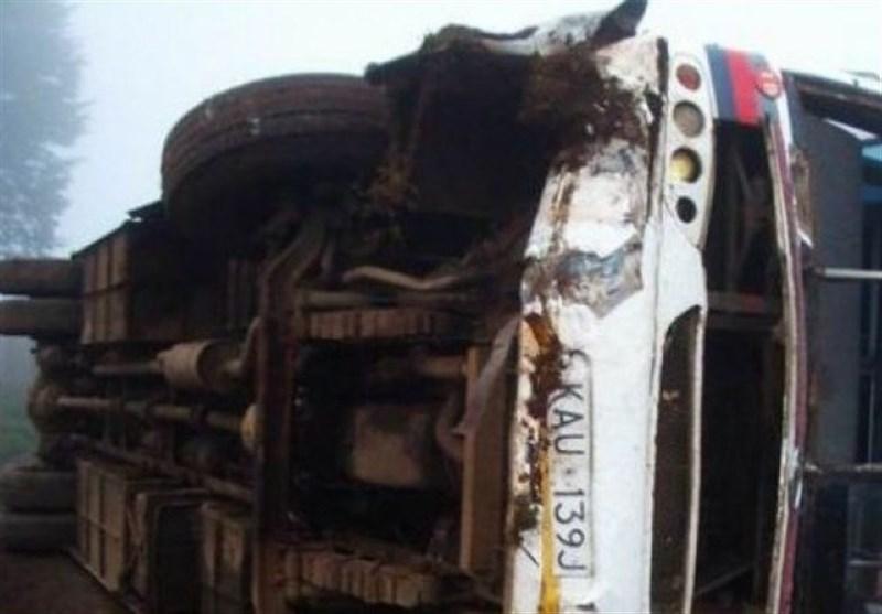 لیہ، باراتیوں کی بس اور ٹریلر میں تصادم، 11 جاں بحق، 12 زخمی