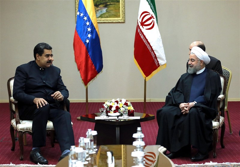 Rouhani Calls for Formation of Tehran-Caracas Joint Economic Commission