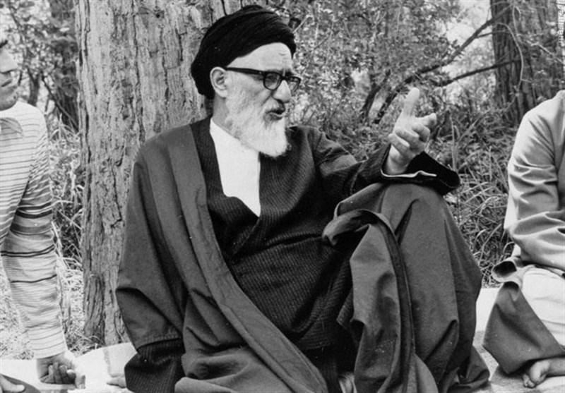 آیتالله سید محمود علائی طالقانی , محمدمهدی عبدخدایی ,