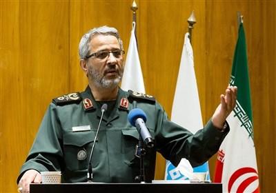 سردار غیب پرور: جوانان سهم عمده ای در پیروزی و حفظ انقلاب اسلامی دارند