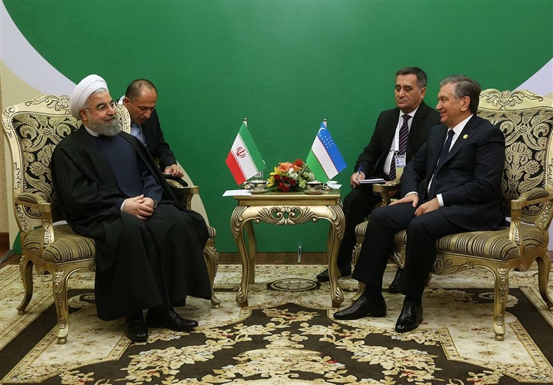 President Rouhani: No obstacles on way of deepening Iran-Uzbekistan relations