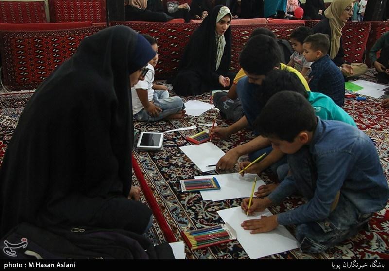 دختران دانشآموز با تشکیل گروه جهادی به یاری دانشآموزان نیازمند رفتند