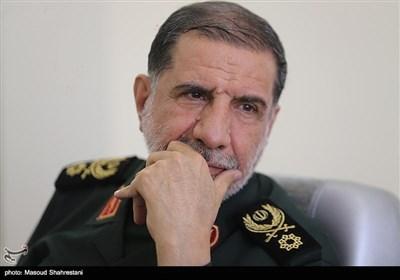 واکنش جانشین فرمانده قرارگاه ثارالله به اغتشاشات خیابان پاسداران