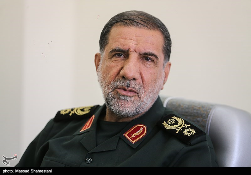 Iran Not to Allow Foreign Access to Even A Police Station: Ex-IRGC Commander