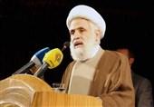 الشیخ نعیم قاسم: هناک قرار دولی ترعاه أمیرکا یمنع عودة النازحین إلى سوریا