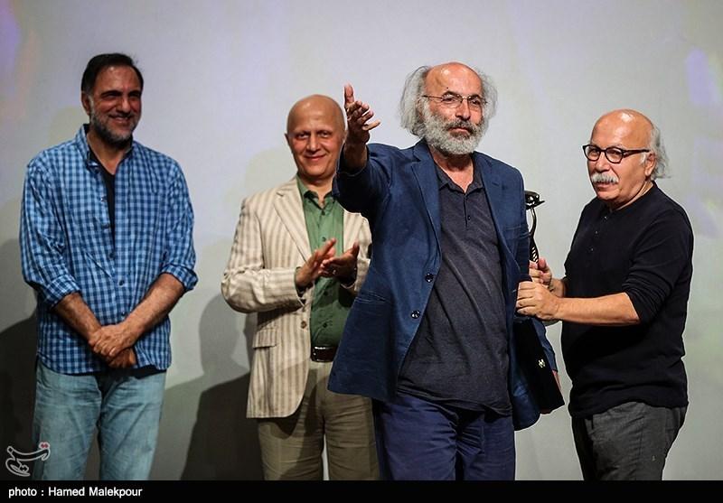 نکوداشت کیانوش عیاری در نوزدهمین جشن سینمای ایران