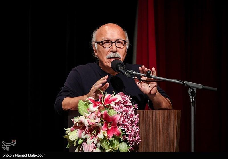 سخنرانی علیرضا داوودنژاد در آیین نکوداشتهای نوزدهمین جشن سینمای ایران