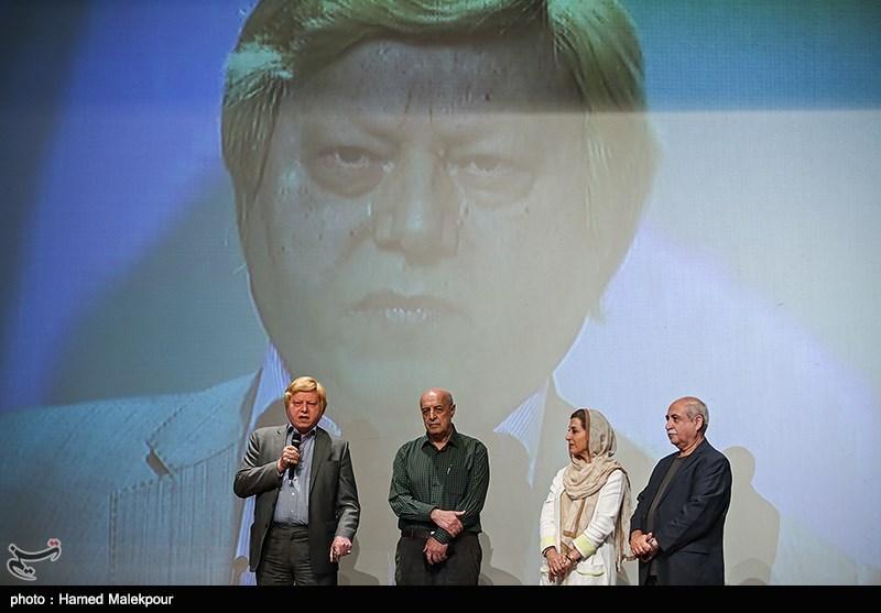 سخنرانی سیدمحمد بهشتی در آیین نکوداشتهای نوزدهمین جشن سینمای ایران