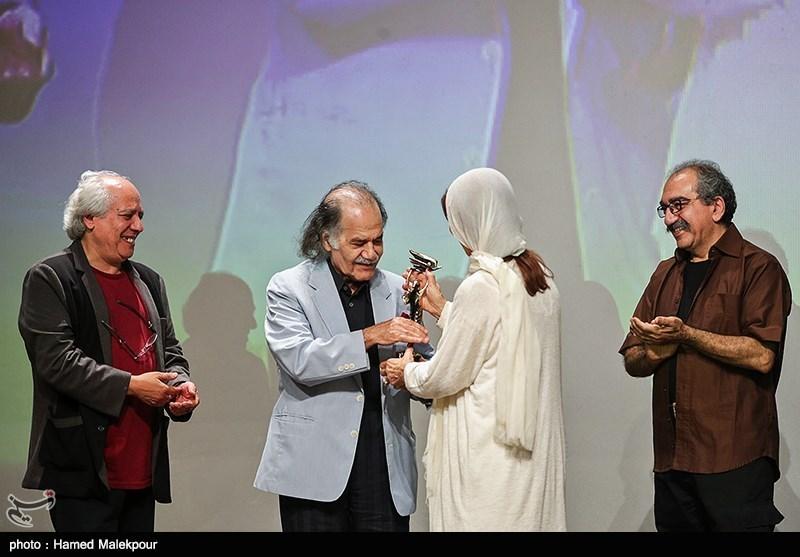 نکوداشت سیروس ابراهیمزاده در نوزدهمین جشن سینمای ایران