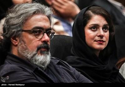 غزل شاکری در آیین نکوداشتهای نوزدهمین جشن سینمای ایران