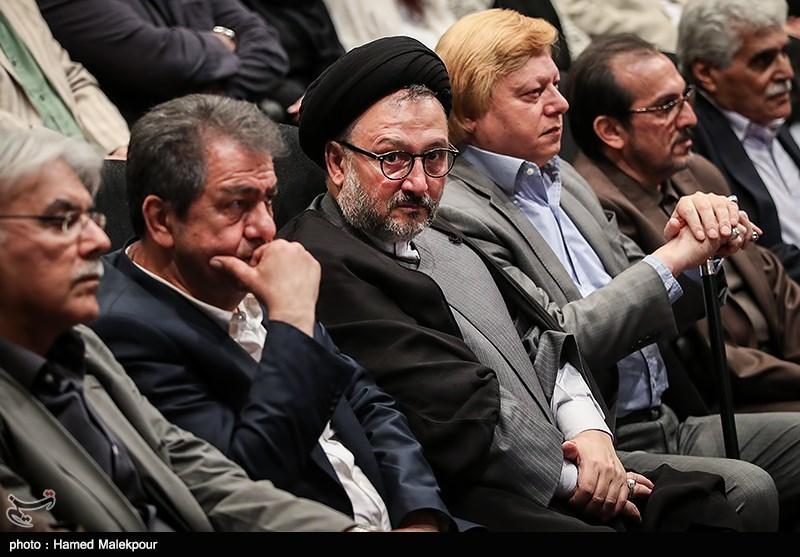 محمدعلی ابطحی در آیین نکوداشتهای نوزدهمین جشن سینمای ایران