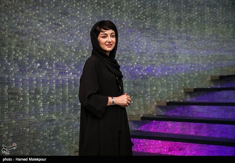 ویدا جوان در آیین نکوداشتهای نوزدهمین جشن سینمای ایران