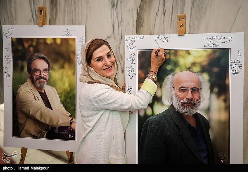 فاظمه معتمدآریا در آیین نکوداشتهای نوزدهمین جشن سینمای ایران
