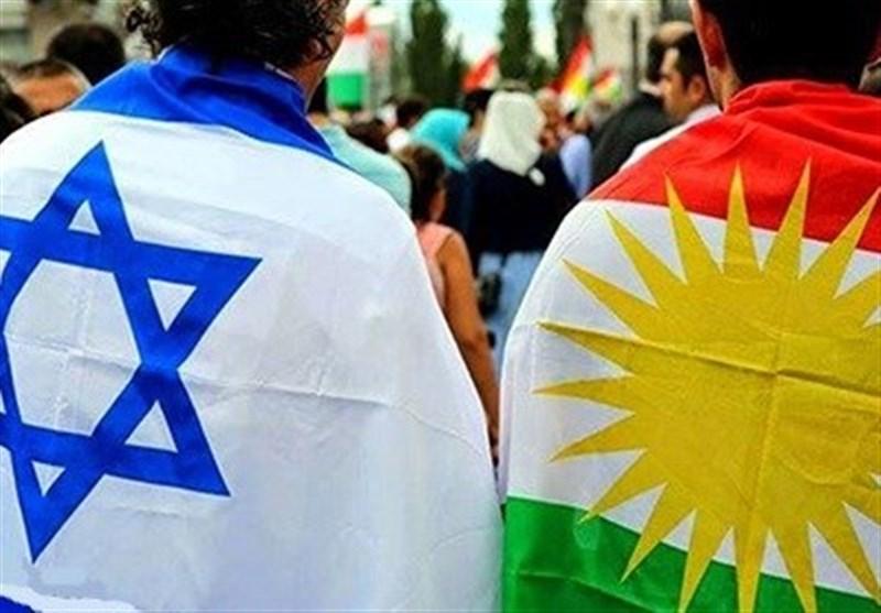 اسرائیل اقلیم کردستان