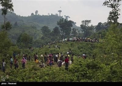 المسلمون النازحون فی میانمار