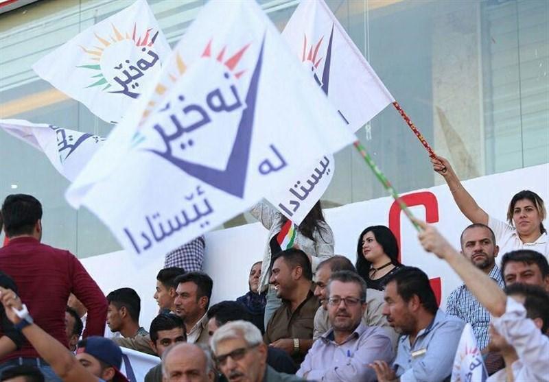 پارلمان اقلیم کردستان به برگزاری همهپرسی جدایی در موعد مقرر رای داد
