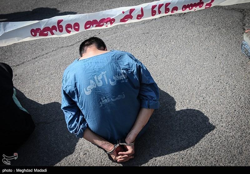 دستگیری آدمربا در کمتر از 15 ساعت توسط پلیس خاش