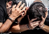 سارقان مسلح فروشگاههای تهران در دهلران دستگیر شدند