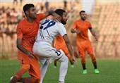 لیگ دسته اول فوتبال|بادران فرصت صعود به رتبه دوم جدول را از دست داد