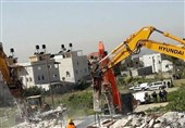 Israel Demolishes Palestinian Homes near West Bank Barrier